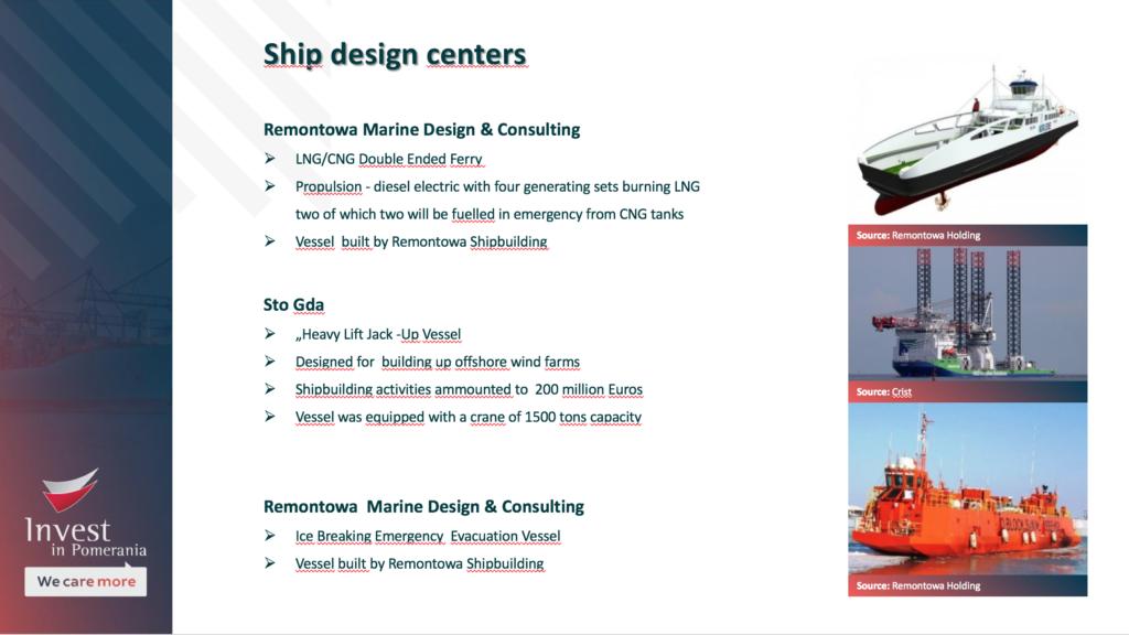 Ship design centers in Tri-City