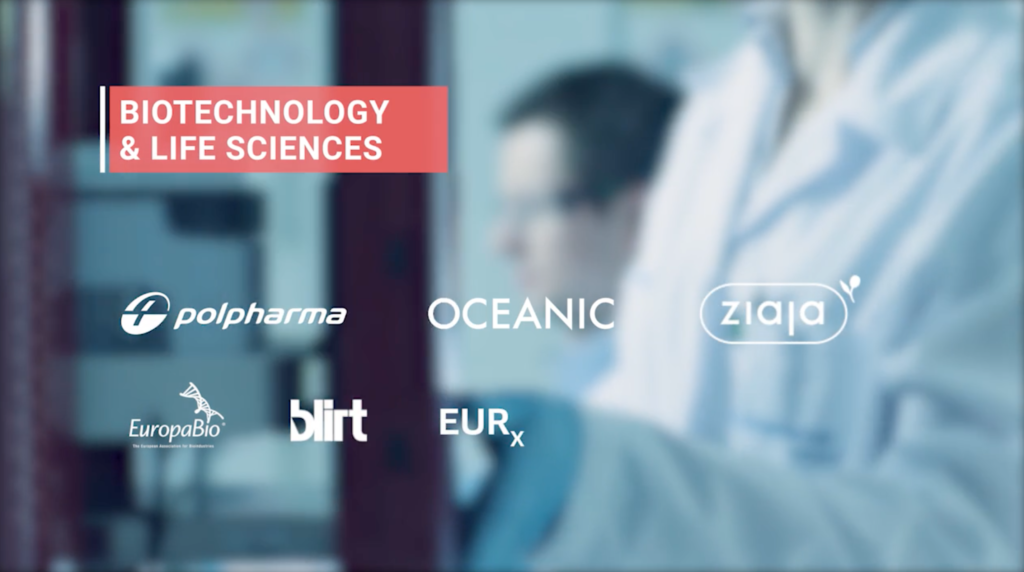 Main players in the biotech sector in Pomerania