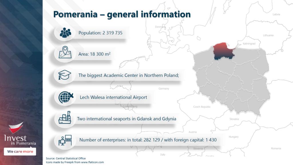 Pomerania – general information
