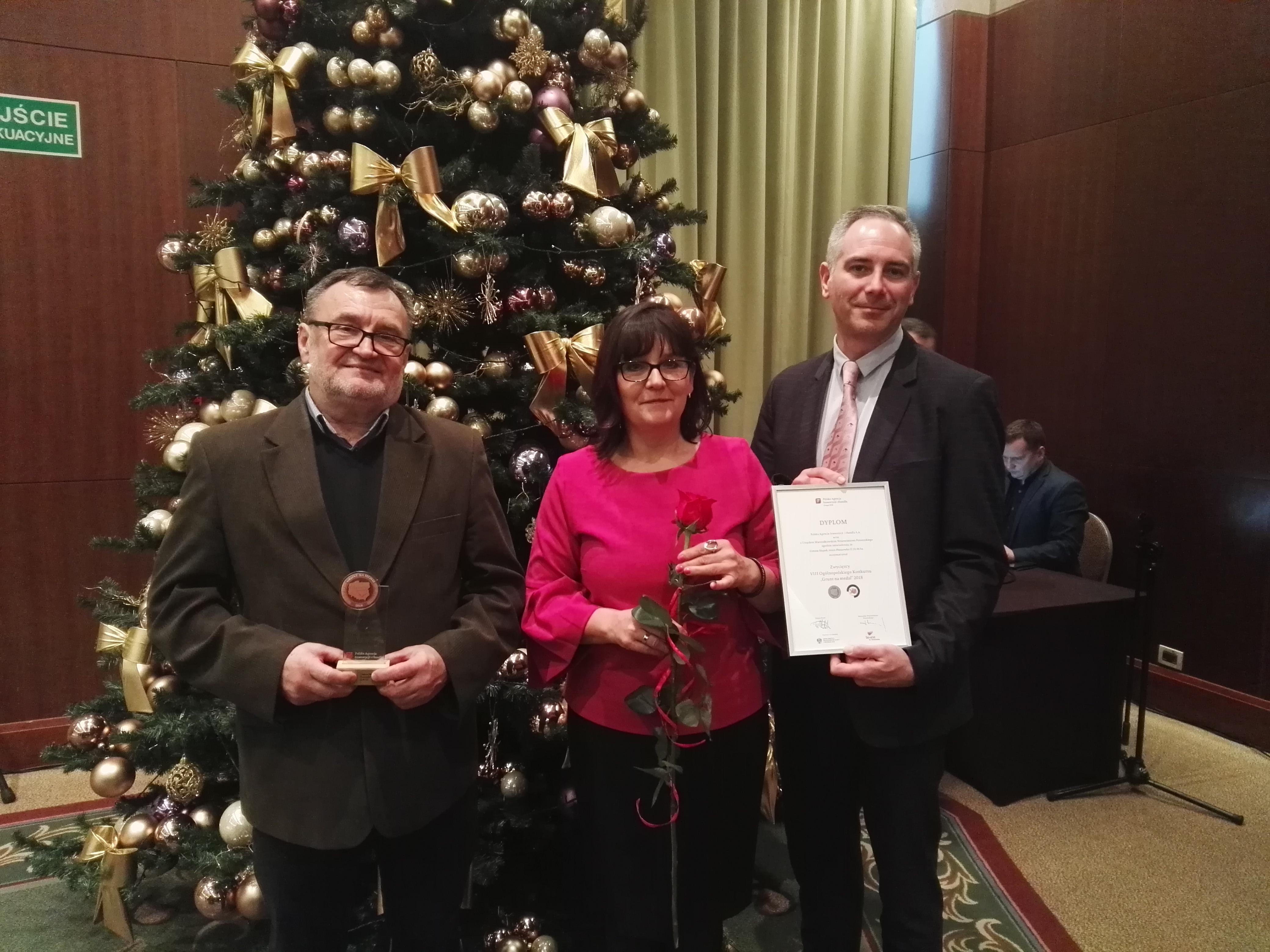 Grunt na Medal 2018. Fot. Invest in Pomerania