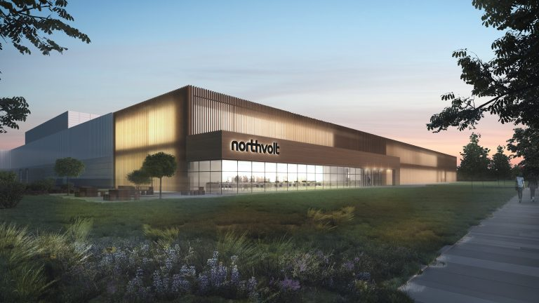 Northvolt will build Europe's largest energy storage systems factory in Gdańsk  that will employ 500 people
