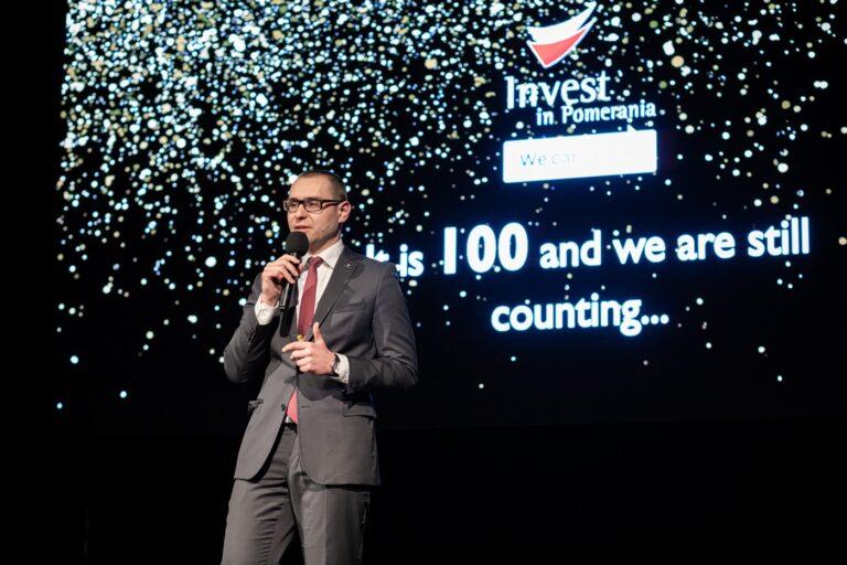 Invest in Pomerania: początki