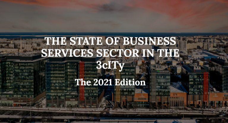 Stan sektora usług dla biznesu w Trójmieście – 2021
